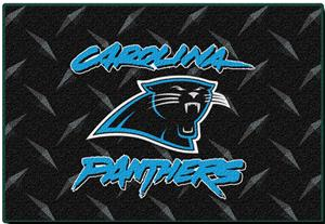 "Northwest NFL Carolina Panthers 20""x30"" Rugs"