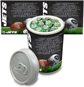 Picnic Time NFL New York Jets Mega Can Cooler