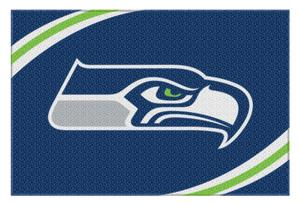 "Northwest NFL Seattle Seahawks 20""x30"" Rugs"