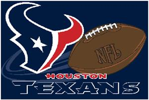 "Northwest NFL Houston Texans 20""x30"" Rugs"