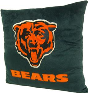 Northwest NFL Chicago Bears 16&quot;x16&quot; Pillows