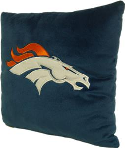 "Northwest NFL Denver Broncos 16""x16"" Pillows"