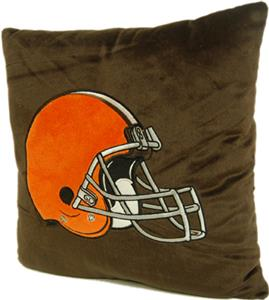 "Northwest NFL Cleveland Browns 16""x16"" Pillows"