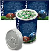 Picnic Time NFL Seattle Seahawks Mega Can Cooler