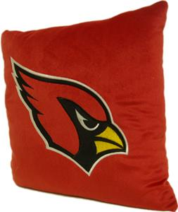 "Northwest NFL Arizona Cardinals 16""x16"" Pillows"