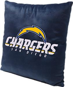 "Northwest NFL San Diego Chargers 16""x16"" Pillows"