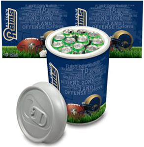 Picnic Time NFL St. Louis Rams Mega Can Cooler