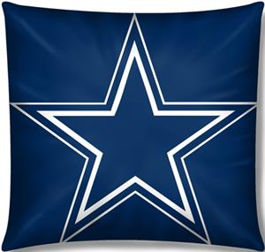 "Northwest NFL Dallas Cowboys 16""x16"" Pillows"