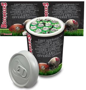 Picnic Time NFL Tampa Bay Buccaneers Mega Cooler
