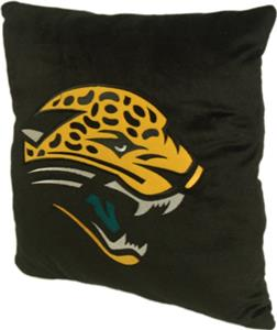 "Northwest NFL Jacksonville Jaguars 16""x16"" Pillows"