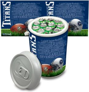 Picnic Time NFL Tennessee Titans Mega Can Cooler