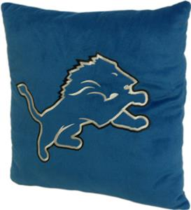 "Northwest NFL Detroit Lions 16""x16"" Pillows"