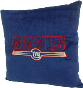 "Northwest NFL New York Giants 16""x16"" Pillows"
