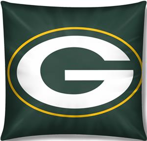 "Northwest NFL Green Bay Packers 16""x16"" Pillows"
