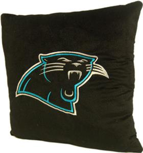"Northwest NFL Carolina Panthers 16""x16"" Pillows"