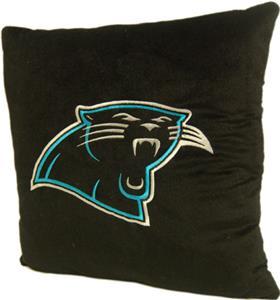 "Northwest NFL Carolina Panthers 16""x16"" Pillows"