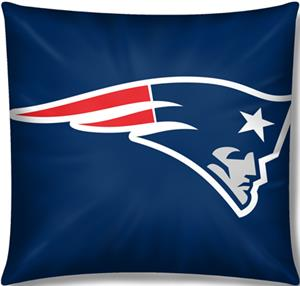 "Northwest NFL New England Patriots 16""x16"" Pillows"