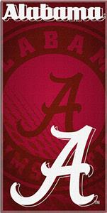 Northwest NCAA Univ. of Alabama Beach Towel
