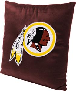 "Northwest NFL Washington Redskins 16""x16"" Pillows"