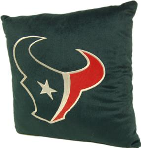 "Northwest NFL Houston Texans 16""x16"" Pillows"