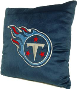 "Northwest NFL Tennessee Titans 16""x16"" Pillows"