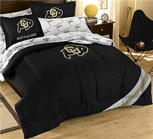Northwest NCAA Colorado Full Bed in Bag Set