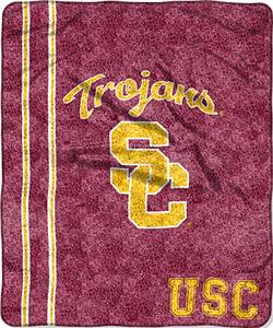 Northwest NCAA USC Jersey Sherpa Throw