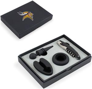 Picnic Time NFL Minnesota Vikings Wine Tools