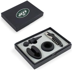 Picnic Time NFL New York Jets Metro Wine Tools