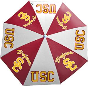 Northwest NCAA USC Beach Umbrella