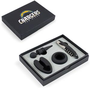 Picnic Time NFL San Diego Chargers Wine Tools