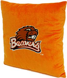 Northwest NCAA Oregon State Univ. Plush Pillow
