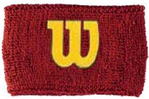 "Wilson 2"" Baseball Wristbands"