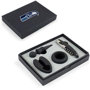 Picnic Time NFL Seattle Seahawks Wine Tools