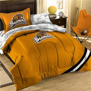 Northwest NCAA Oregon State Twin Bed in Bag Set
