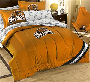 Northwest NCAA Oregon State Full Bed in Bag Set