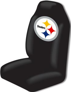 Northwest NFL Pittsburgh Steelers Car Seat Cover
