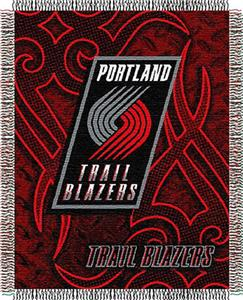 "Northwest NBA Portland Trail Blazers 48""x60"" Throw"