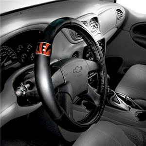 Northwest NFL Bengals Steering Wheel Covers