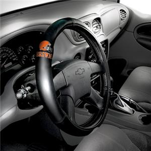 Northwest NFL Browns Steering Wheel Covers