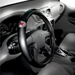 Northwest NFL Chiefs Steering Wheel Covers