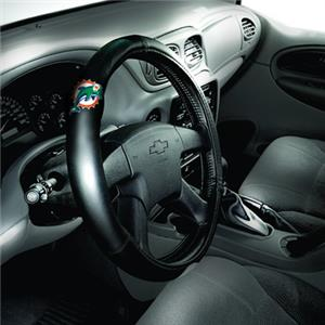 Northwest NFL Miami Dolphins Steering Wheel Covers
