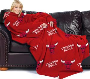 Northwest NBA Chicago Bulls 46&quot;x71&quot; Adult Throw