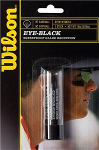 Wilson WTA6742 water proof eye black baseball