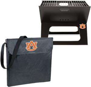 Picnic Time Auburn University Charcoal X-Grill