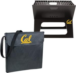 Picnic Time Univ. of California Charcoal X-Grill