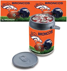 Picnic Time NFL Denver Broncos Can Cooler