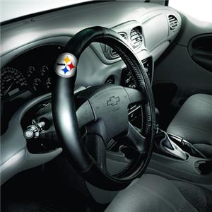 Northwest NFL Steelers Steering Wheel Covers