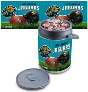 Picnic Time NFL Jacksonville Jaguars Can Cooler