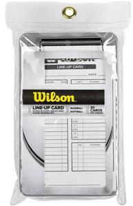 Wilson WTA6761 Softball &amp; Baseball Lineup Cards 30